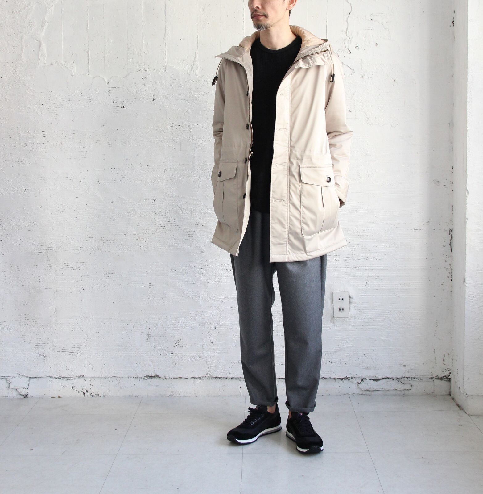 Thin Down Winter Mods Coat_c0379477_20261704.jpeg
