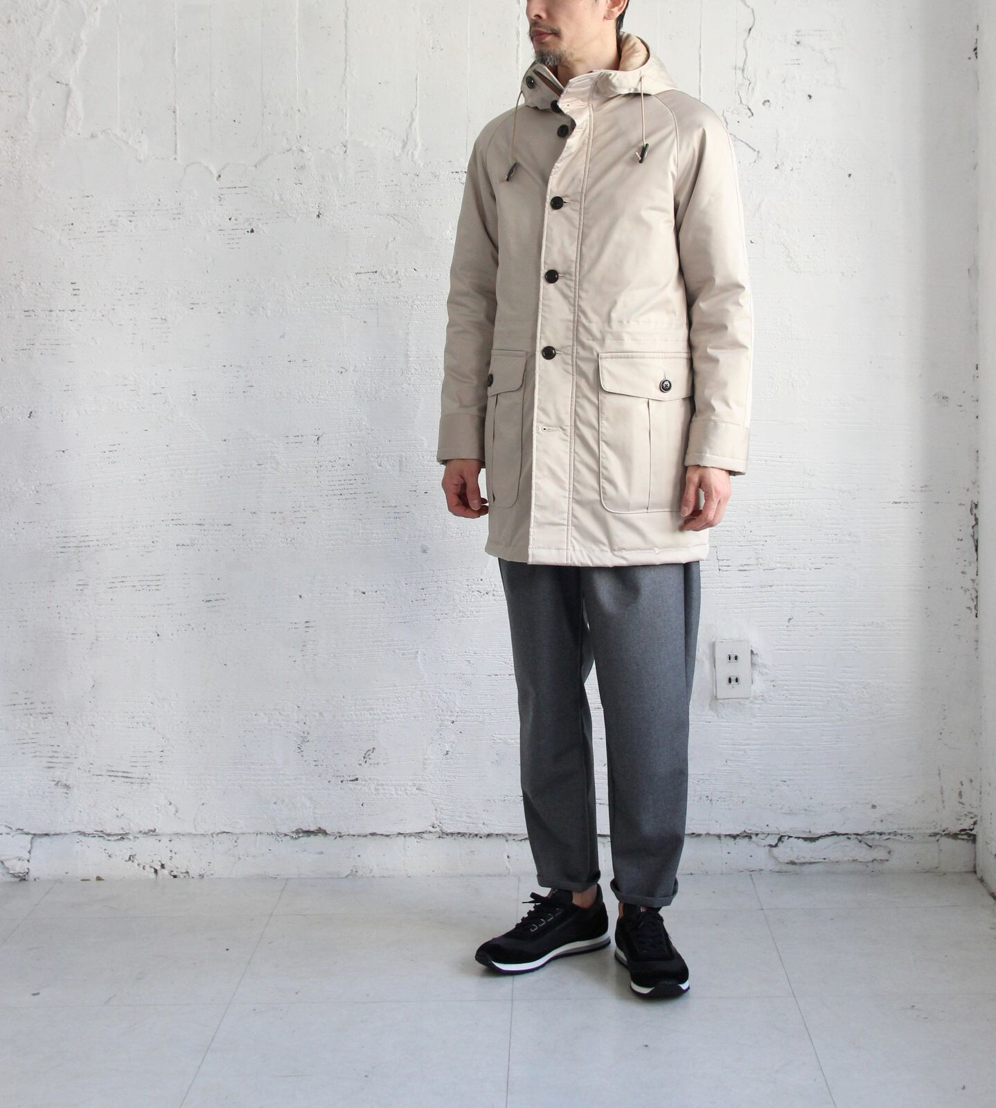 Thin Down Winter Mods Coat_c0379477_20263149.jpeg