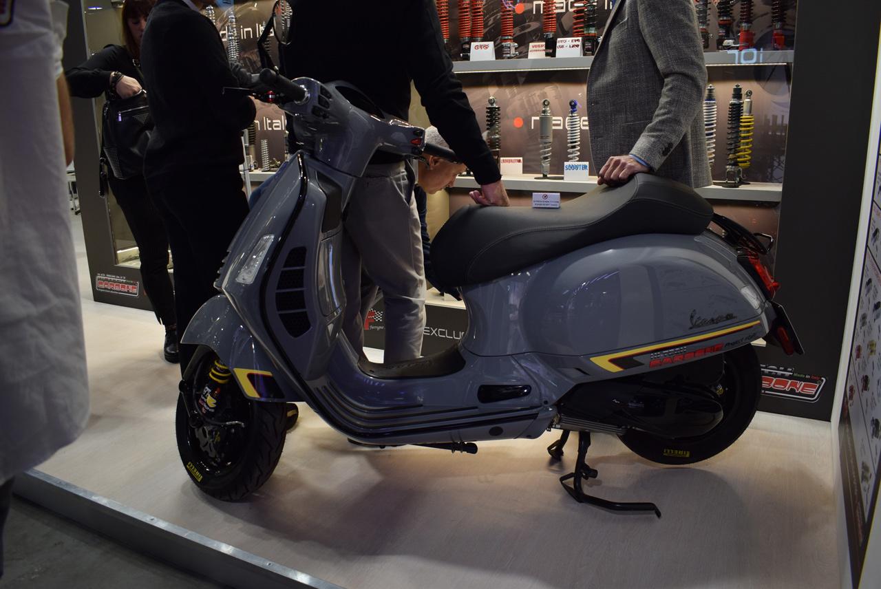バイク天国☆イタリアの旅 EICMA会場の様子 その3_d0099181_21425078.jpg