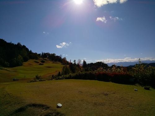 No.4452 11月17日(日):原田さんと秩父でゴルフ_b0113993_23593031.jpg