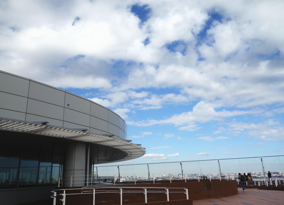 羽田空港・国際線ターミナル1_f0153497_21073929.jpg