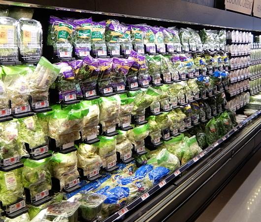 ウェグマンズの「サラダ向けの葉っぱ」類のコーナー_b0007805_08511586.jpg