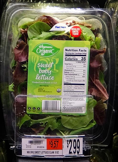 ウェグマンズの「サラダ向けの葉っぱ」類のコーナー_b0007805_08535497.jpg