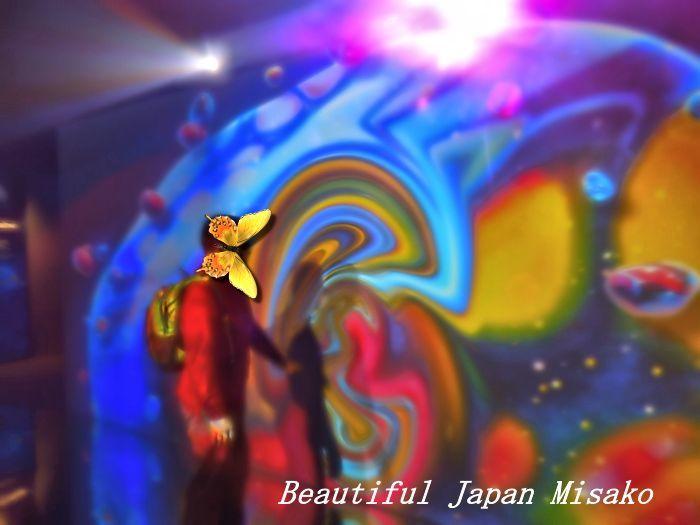 光の深海展 横浜 アソビル・゚☆、・:`☆・・゚・゚☆。。_c0067206_11200686.jpg