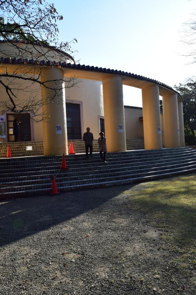東京多摩市の旧多摩聖蹟記念館(建築家・関根要太郎作品再見)_f0142606_12364965.jpg