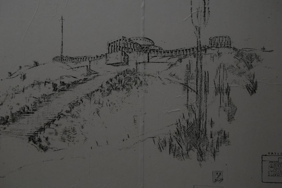 東京多摩市の旧多摩聖蹟記念館(建築家・関根要太郎作品再見)_f0142606_12563540.jpg