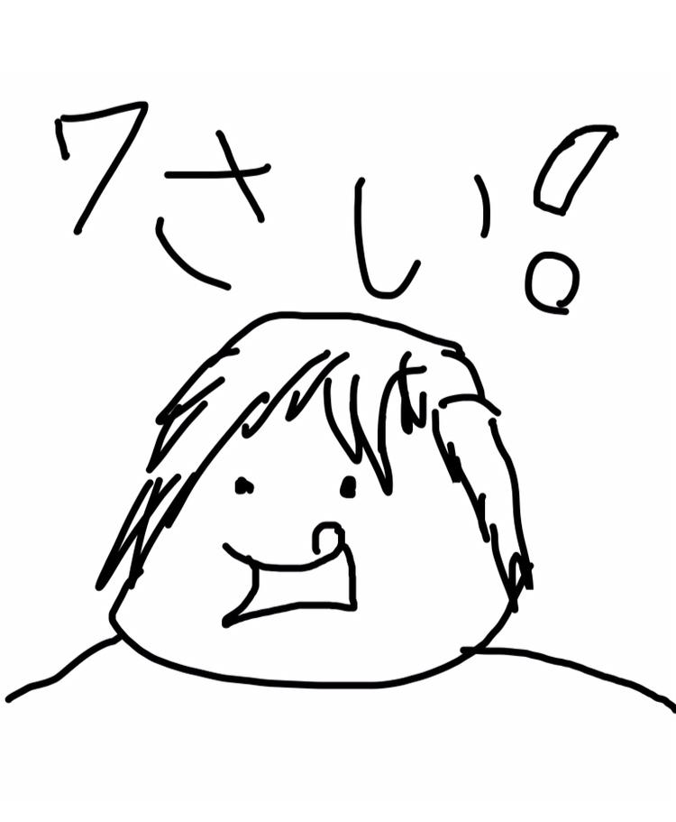 7歳児 訪問と airdrop と 食わず嫌い_e0399812_22520593.jpg
