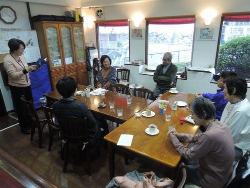 トライやるウィーク最終日の最終は「朗読カフェ」でした★_f0223914_00355900.jpg