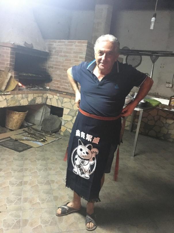 南イタリアユキキーナツアー5日目② アニータさんちのおもてなし。_d0041729_12253206.jpg