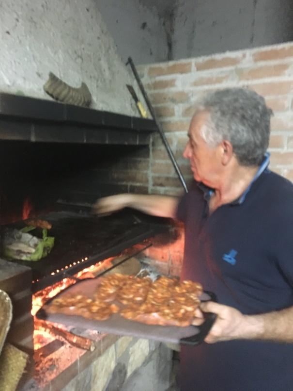 南イタリアユキキーナツアー5日目② アニータさんちのおもてなし。_d0041729_12260069.jpg