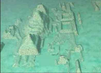 世界のピラミッド キューバ沖 / NEWS MAGAGINE・画像_b0003330_15481845.jpg