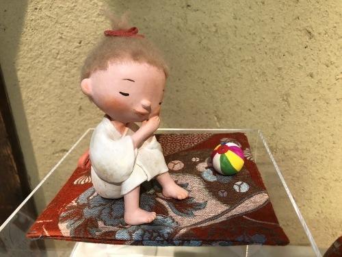 神戸酒心館 母娘コラボ展 「あのころはね 」_f0395434_22552522.jpeg