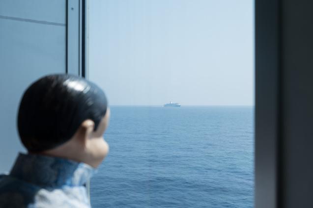 夏の思い出 ① 舞鶴から小樽へフェリーの旅_e0369736_09213563.jpg