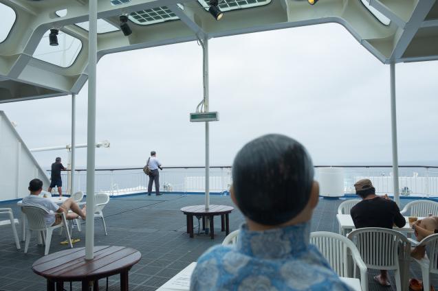夏の思い出 ① 舞鶴から小樽へフェリーの旅_e0369736_09213641.jpg