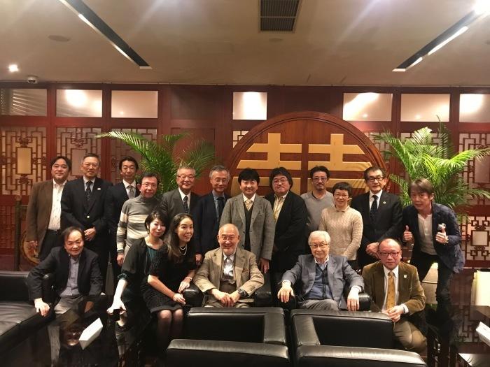 北里医学部同窓会の横浜支部_b0084241_23120066.jpg