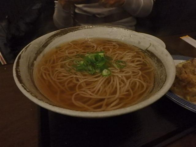 新長田 かつまさ カレーうどん おばちゃんと夕食_f0334143_19365552.jpg
