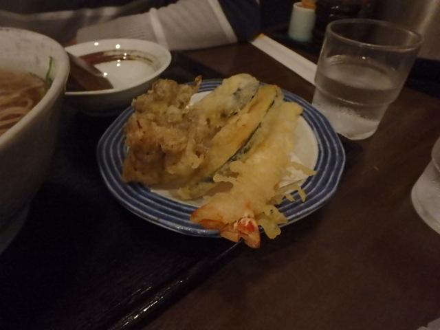 新長田 かつまさ カレーうどん おばちゃんと夕食_f0334143_1937054.jpg