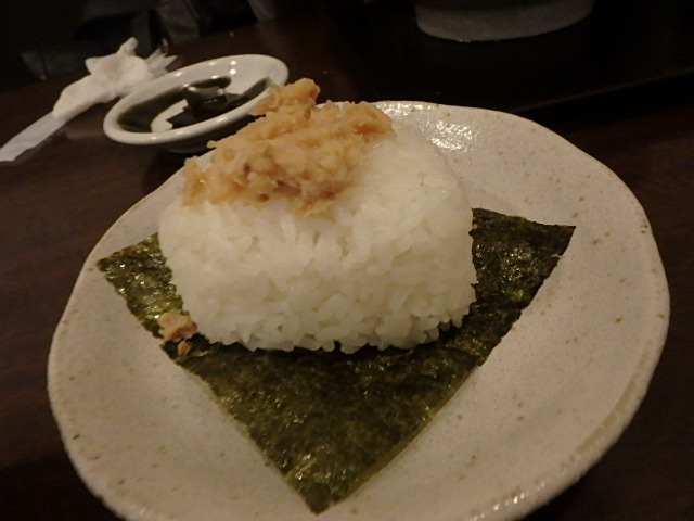 新長田 かつまさ カレーうどん おばちゃんと夕食_f0334143_1937735.jpg