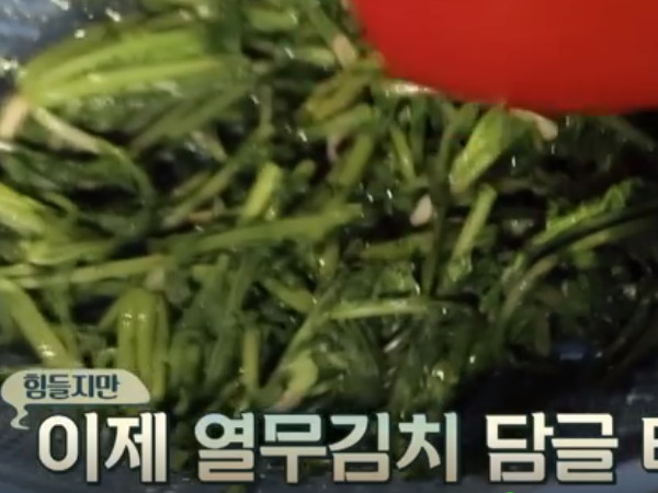 【コラム】三食ごはん 漁村編2 チャママの白菜キムチ_c0152767_19575411.jpg