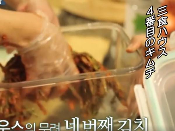 【コラム】三食ごはん 漁村編2 チャママの白菜キムチ_c0152767_20024134.jpg