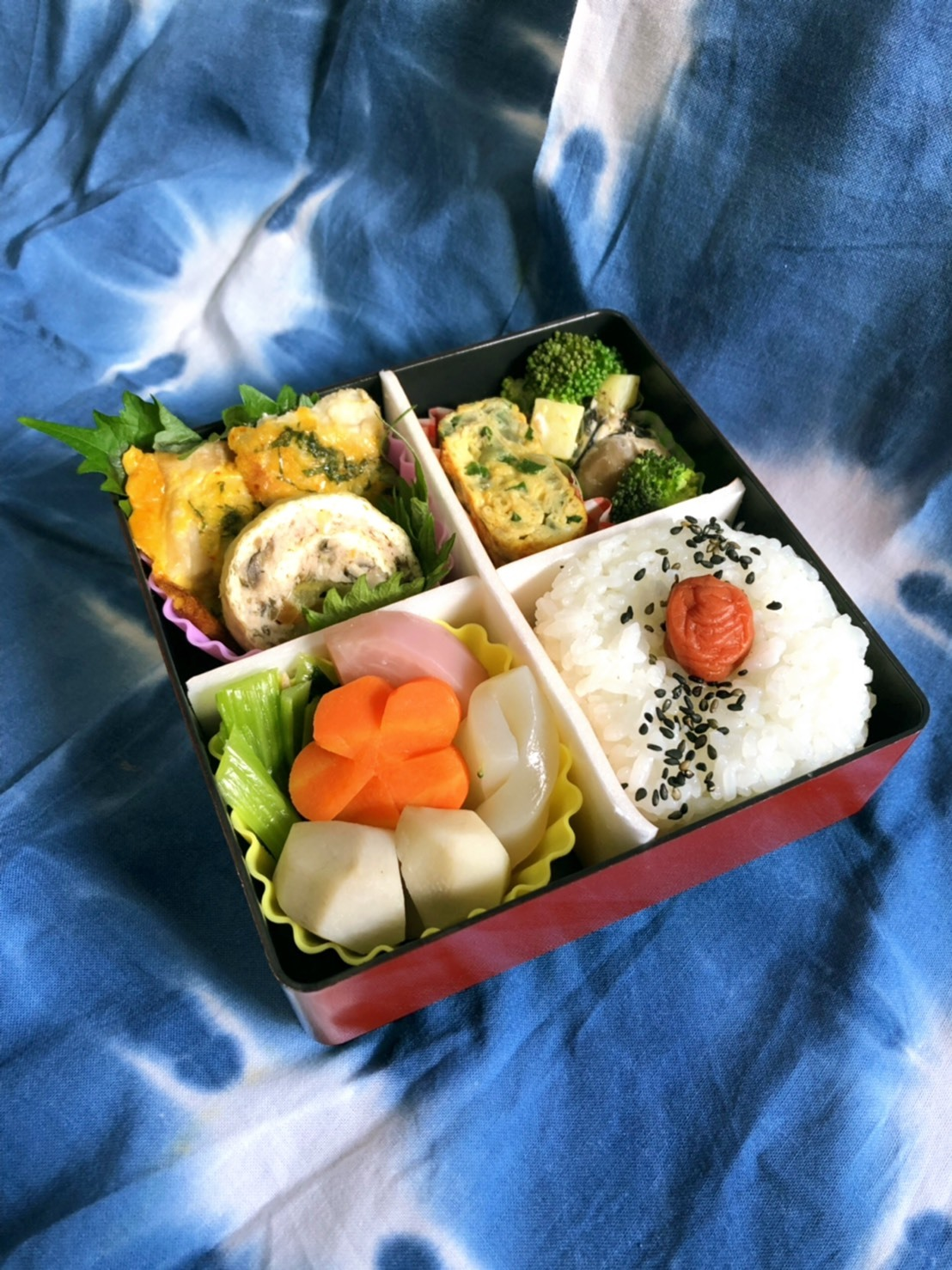Saturday Lunch box_b0376788_14455456.jpg