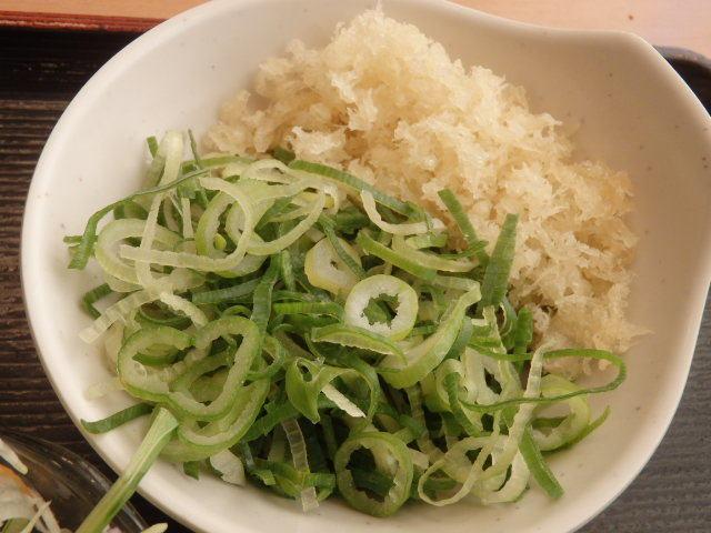 讃岐製麺       箕面半町店_c0118393_10372189.jpg