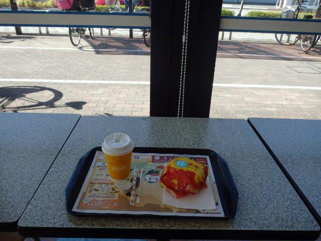 マクドナルド     浜松原関西スーパー店_c0118393_11523296.jpg