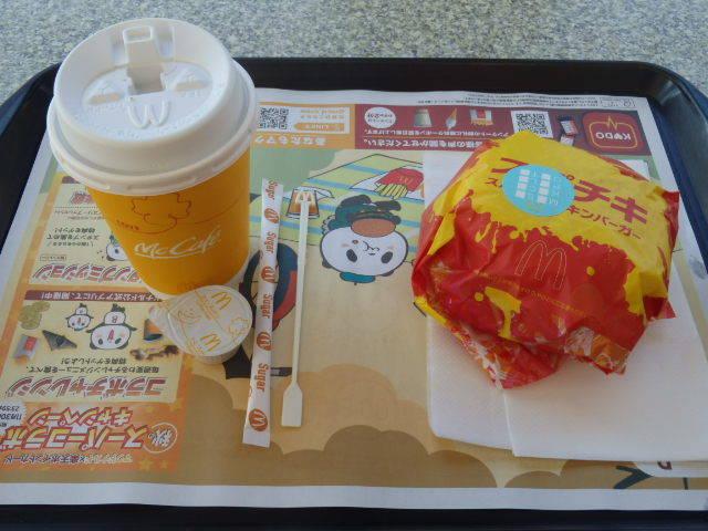 マクドナルド     浜松原関西スーパー店_c0118393_11524232.jpg