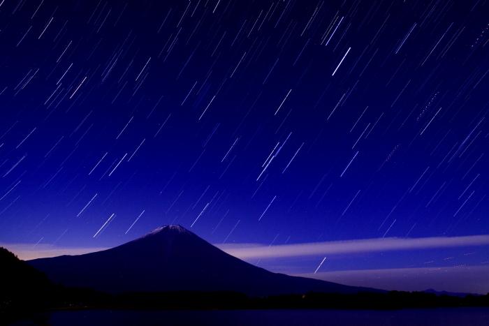 令和元年11月の富士(5)田貫湖夜の富士_e0344396_20494096.jpg