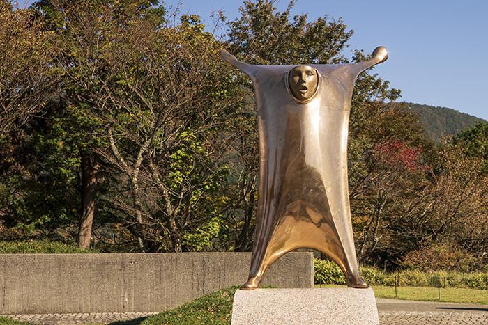 秋の彫刻の森美術館_b0145398_23012392.jpg