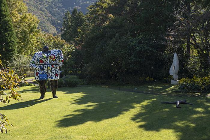 秋の彫刻の森美術館_b0145398_23070923.jpg