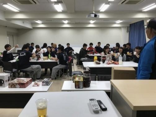 学生と合同清掃の日_a0346704_21093337.jpg