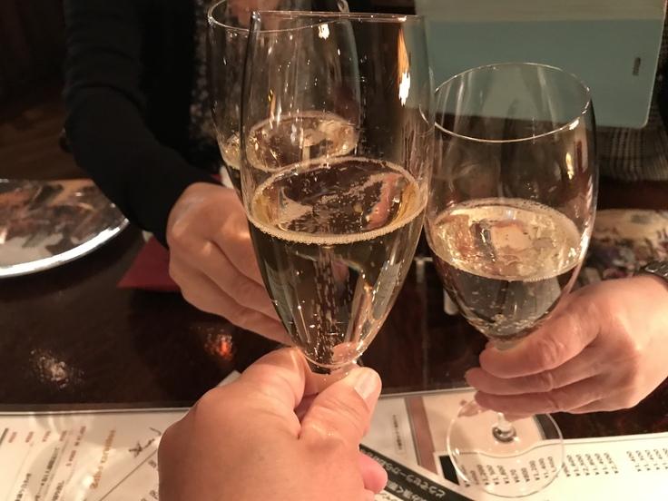 オヤジ検定 in 仙台(2)ワインを楽しむ会@ブゥション_c0212604_2192535.jpg