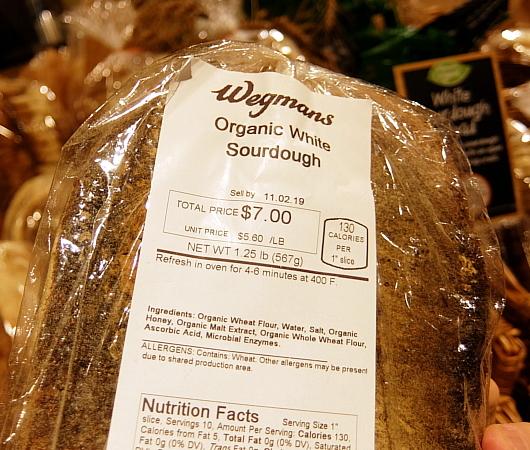 ウェグマンズの美味しい自家製パン(しかも小麦から家族農園で自家製)_b0007805_05065268.jpg