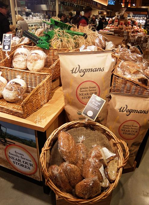ウェグマンズの美味しい自家製パン(しかも小麦から家族農園で自家製)_b0007805_05072717.jpg
