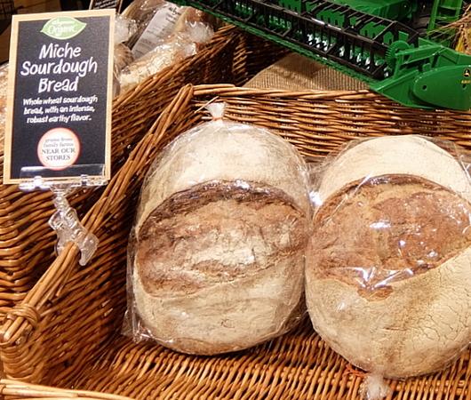 ウェグマンズの美味しい自家製パン(しかも小麦から家族農園で自家製)_b0007805_05082555.jpg