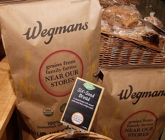 ウェグマンズの美味しい自家製パン(しかも小麦から家族農園で自家製)_b0007805_05401910.jpg