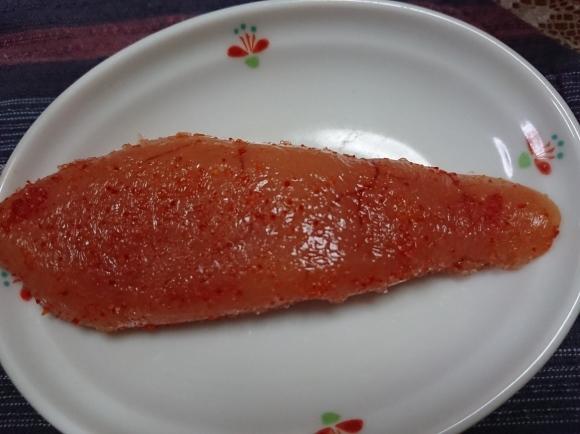 11/17 焼塩鯖減塩辛子明太子新米定食@自宅_b0042308_17402152.jpg