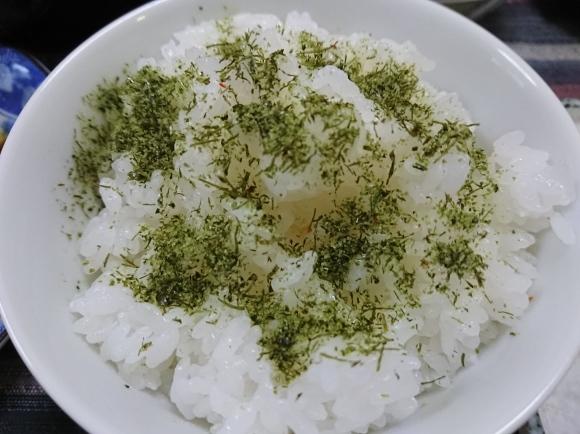 11/17 焼塩鯖減塩辛子明太子新米定食@自宅_b0042308_17423500.jpg
