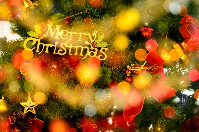 街はクリスマス一色♪_a0108616_12192602.jpg
