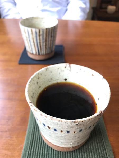 喫茶 月輪 & 紅葉 @飯能_b0157216_18190613.jpg