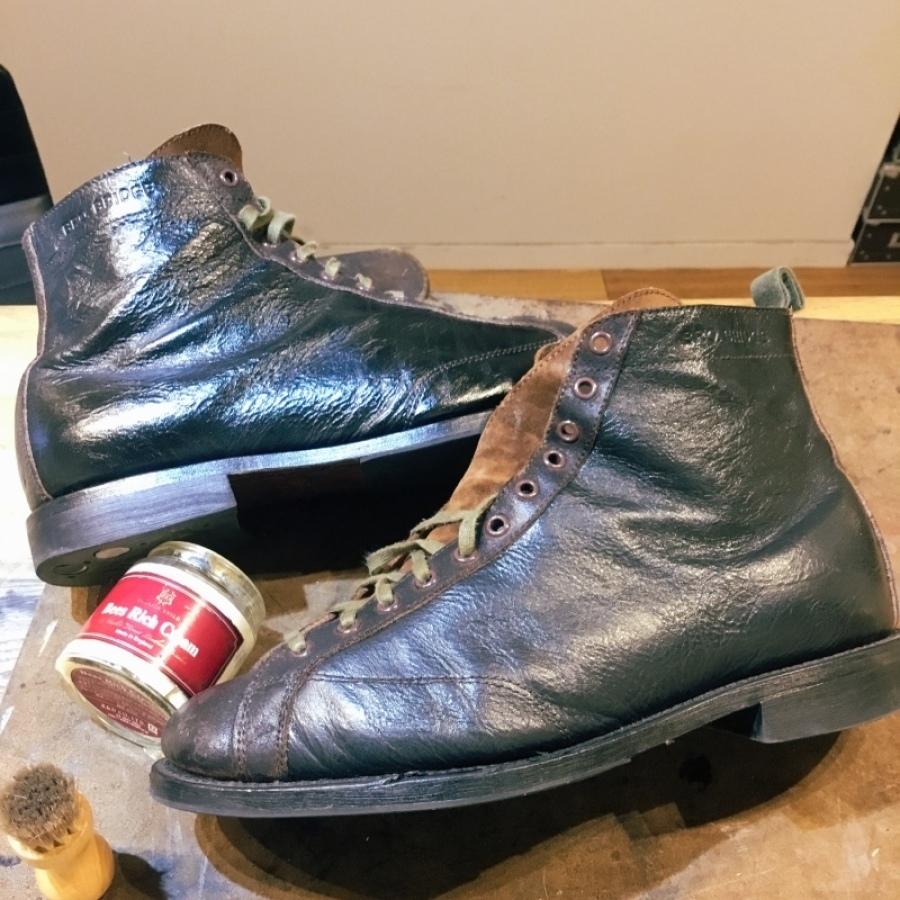 靴磨きは自己満でも可_f0283816_10520134.jpeg