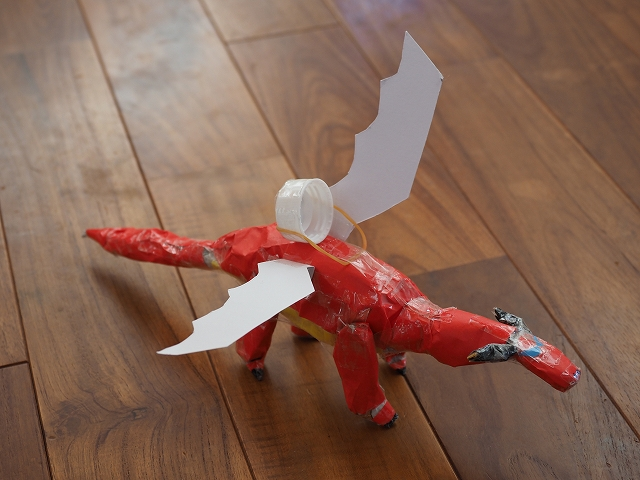 攻撃型ドラゴン登場!_d0052327_1744898.jpg