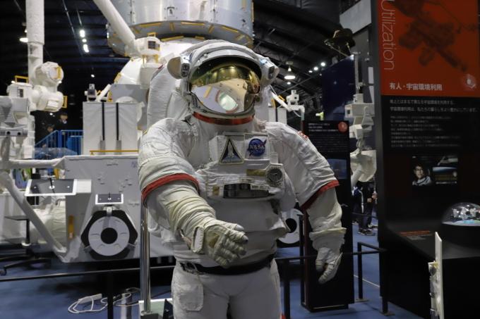 【JAXA筑波宇宙センター】スペースドーム_f0348831_16202329.jpg