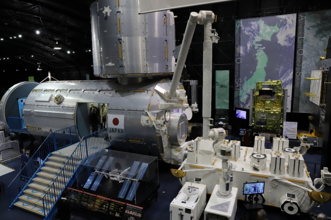 【JAXA筑波宇宙センター】スペースドーム_f0348831_16202345.jpg