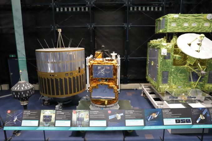 【JAXA筑波宇宙センター】スペースドーム_f0348831_16203129.jpg