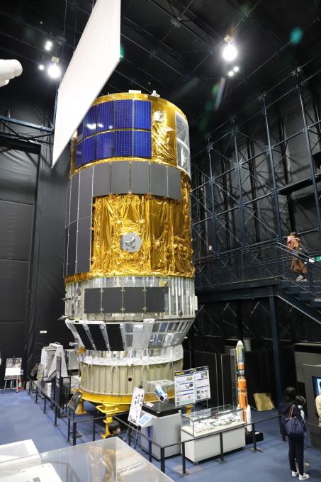 【JAXA筑波宇宙センター】スペースドーム_f0348831_16203598.jpg