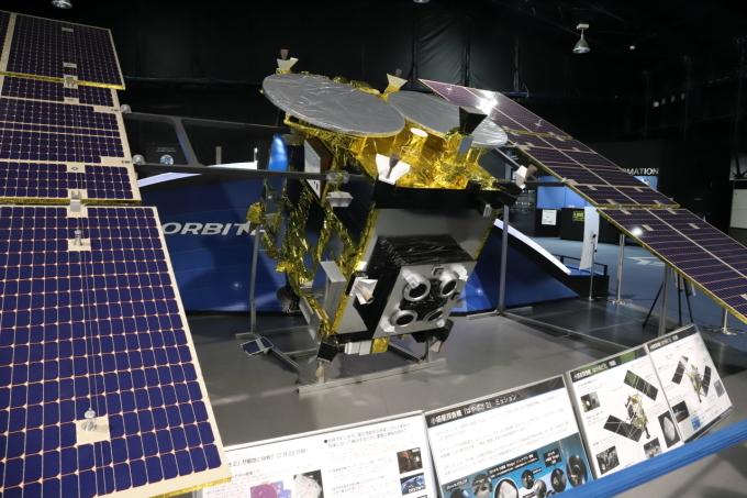 【JAXA筑波宇宙センター】スペースドーム_f0348831_16204593.jpg
