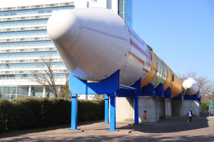 【JAXA筑波宇宙センター】_f0348831_16205854.jpg
