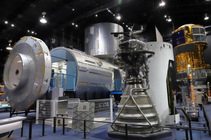 【JAXA筑波宇宙センター】スペースドーム_f0348831_18495117.jpg